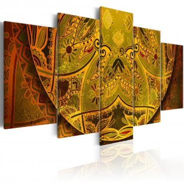 Cuadro - Mandala: Energía...