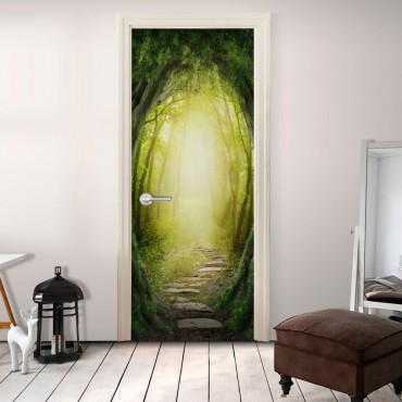 Fotomural para puerta - The...