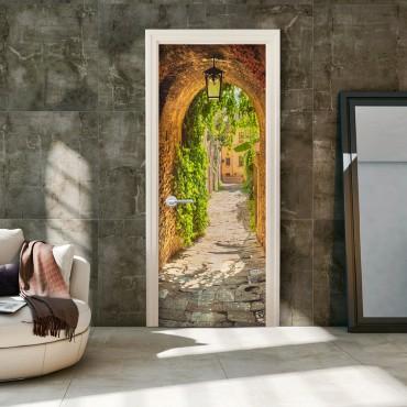 Fotomural para puerta -...