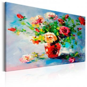 Cuadro pintado - Beautiful...