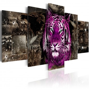 Cuadro - Purple King