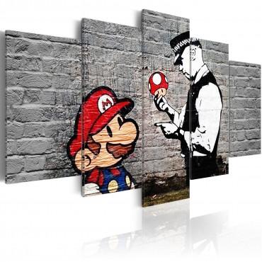 Cuadro - Super Mario...
