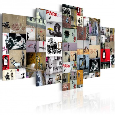 Cuadro - Art of Collage:...