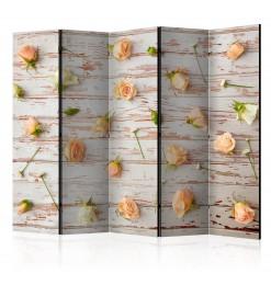 Biombo - Wood & Roses II...