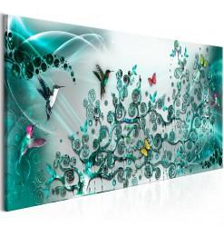 Cuadro - Hummingbirds Dance...