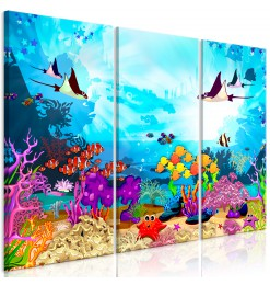 Cuadro - Underwater Fun (3...