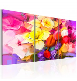 Cuadro - Rainbow Bouquet