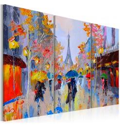 Cuadro - Rainy Paris