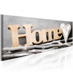Cuadro - Romantic Home