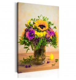 Cuadro - Flowery Charm