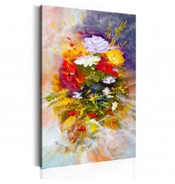 Cuadro - Flores de agosto