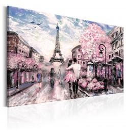 Cuadro - París en rosa