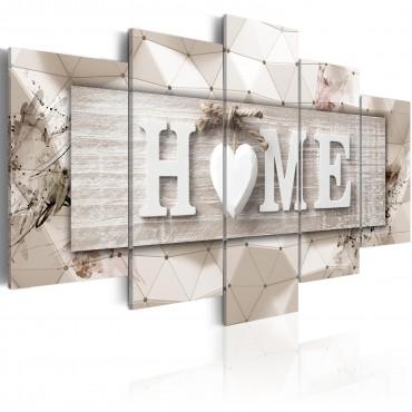 Cuadro - Home: Modern Geometry