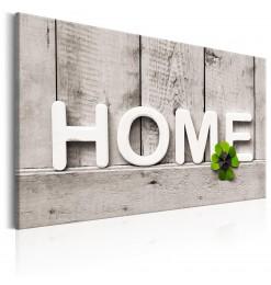 Cuadro - Happy Home