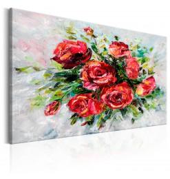 Cuadro - Flowers of Love