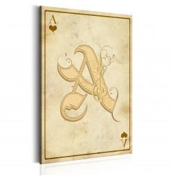 Cuadro - Winning Card