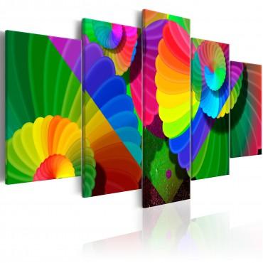 Cuadro - Twisted Colours
