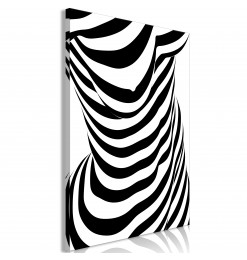 Cuadro - Zebra Woman (1...