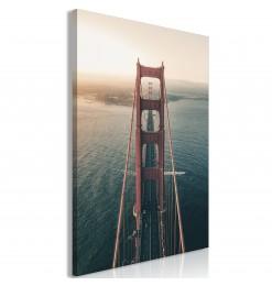 Cuadro - Golden Gate Bridge...