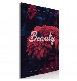 Cuadro - Beauty (1 Part)...