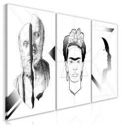 Cuadro - Facial Composition...