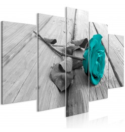 Cuadro - Rose on Wood (5...