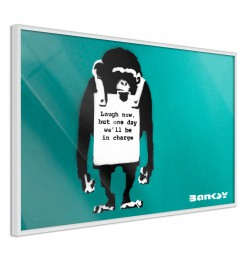 Póster - Banksy: Laugh Now