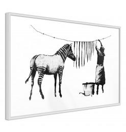 Póster - Banksy: Washing...