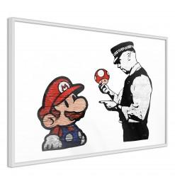 Póster - Banksy: Mario and...
