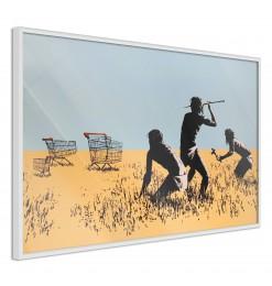 Póster - Banksy: Trolley...