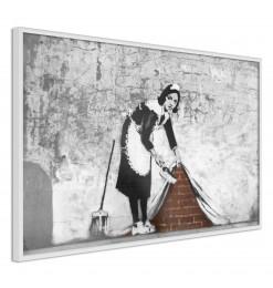 Póster - Banksy: Sweep it...