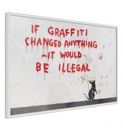 Póster - Banksy: If...