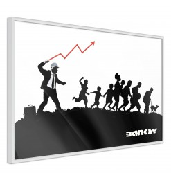 Póster - Banksy: The Whip