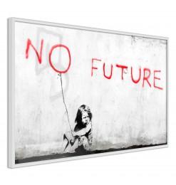 Póster - Banksy: No Future