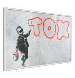 Póster - Banksy: Tox