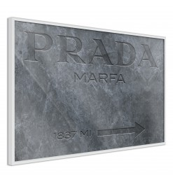 Póster - Prada (Grey)