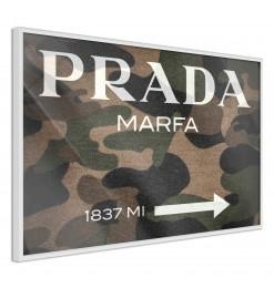 Póster - Prada (Camo)