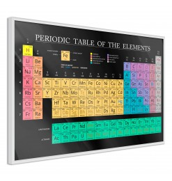 Póster - Periodic Table of...