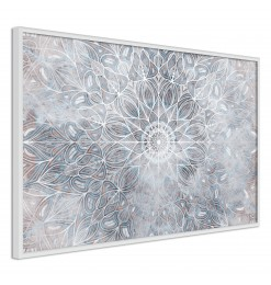 Póster - Winter Mandala