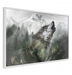 Póster - Wolf's Territory