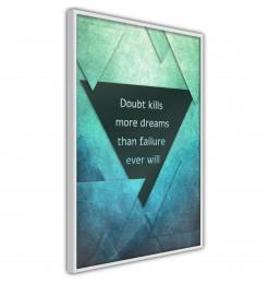 Póster - Doubts II