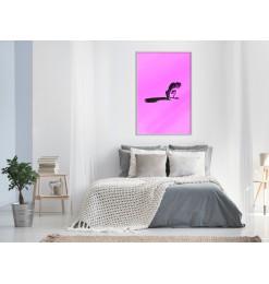 Cuadro - Aterrizado (Banksy)