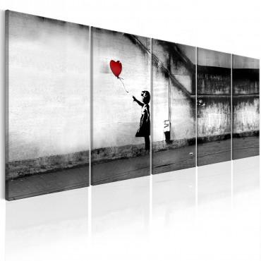 Cuadro - Banksy: Runaway...