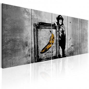 Cuadro - Banksy: Monkey...