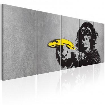 Cuadro - Monkey and Banana