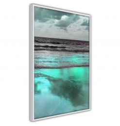 Póster - Iridescent Sea
