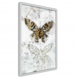 Póster - Butterfly Fossils