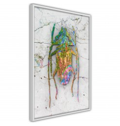 Póster - Iridescent Insect