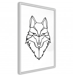 Póster - Wolf Look