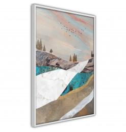 Póster - Painted Landscape